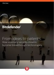 From ideas to patents. How visionary security dreams become breakthrough technologies