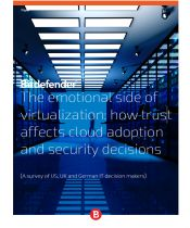 The emotional side of virtualization: how trust affects cloud adoption and security decisions