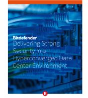 Delivering strong security in a hyperconverged data center environment