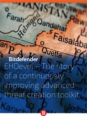 EHDevel – The story of a continuously improving advanced threat creation toolkit