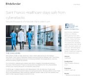 Saint Francis Healthcare stays safe from cyber attacks