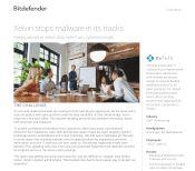 Xelvin stops malware in its tracks