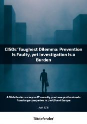 CISOs' Toughest Dilemma: Prevention Is Faulty, yet Investigation Is a Burden