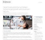 Great Expressions Dental Centers turbocharges growth with advanced security