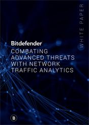 Combating Advanced Threats with Network Analytics