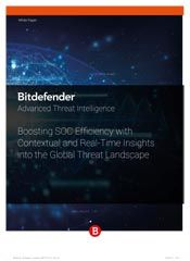 Boosting SOC Efficiency with Contextual and Real-Time Insights into the Global Threat Landscape