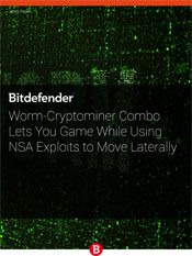 Worm-Cryptominer Combo Lets You Game While Using NSA Exploits to Move Laterally