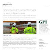 Greenman-Pedersen engineers safer cybersecurity protection