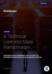 A Technical Look into Maze Ransomware