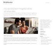 Insurance broker mitigates risk to sensitive data