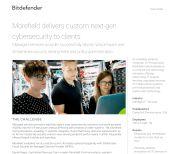 Morefield delivers custom next-gen cybersecurity to clients