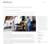 SambaSafety fuels top protection of driver safety data