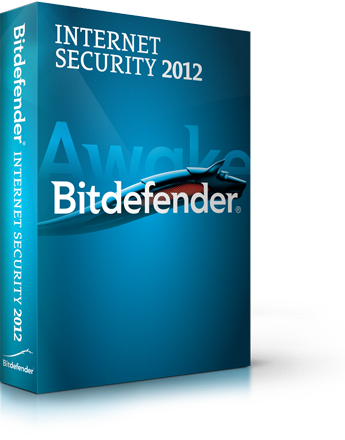 BitDefender Internet Security 2012 (3 PCs 1 year)