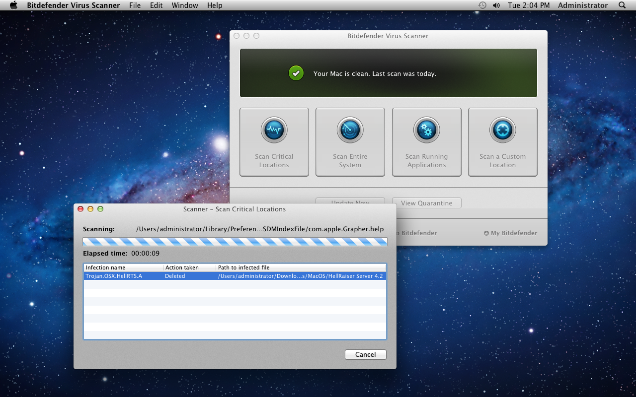 Best antivirus for Mac Protect yourself from malicious software