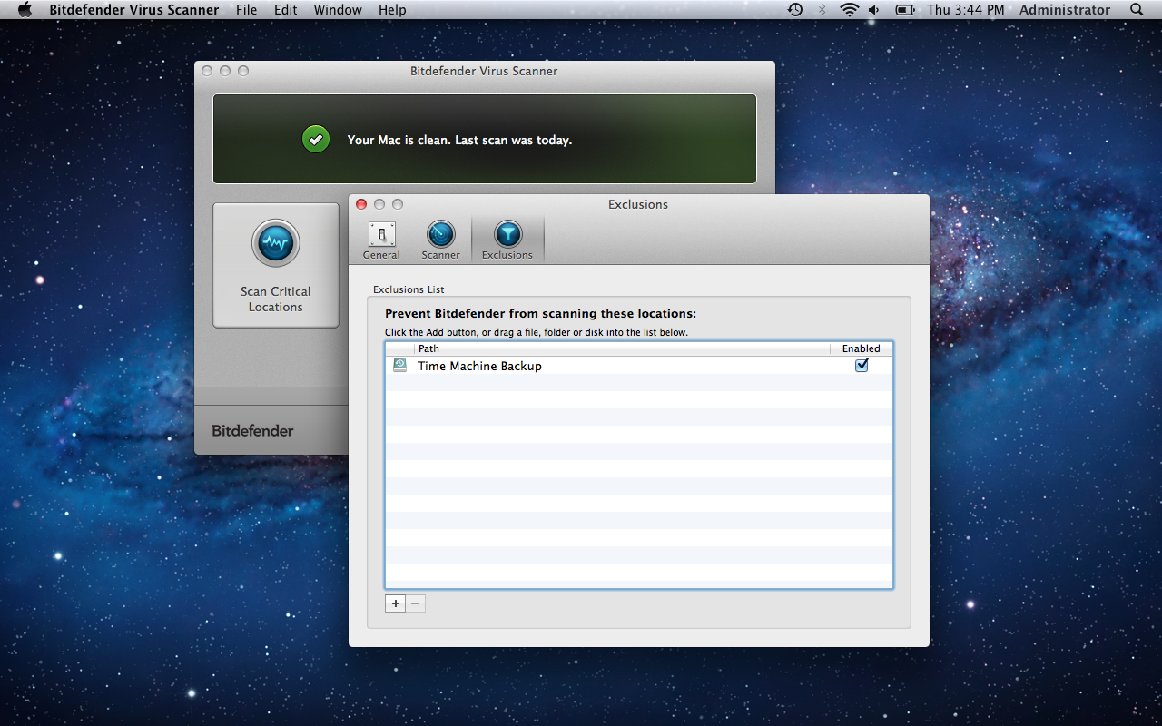 how to find a virus on my mac