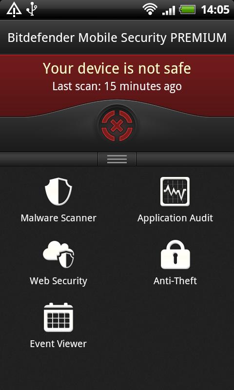 Bitdefender Mobile Security 1.1.593