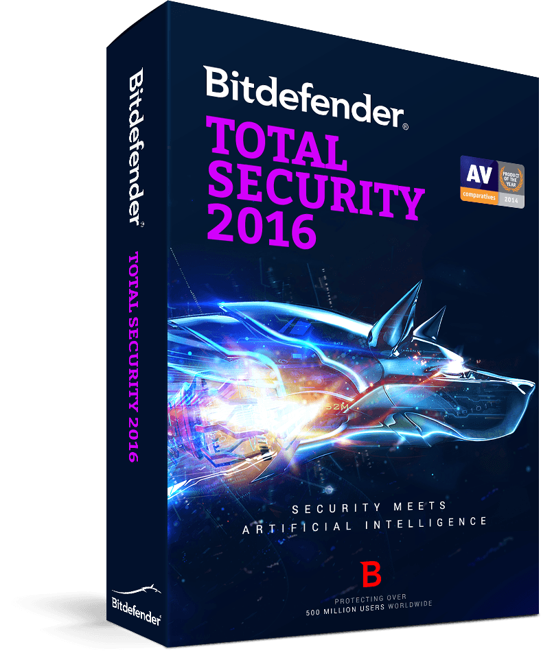 Bitdefender Total Security 2016