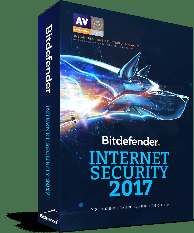 Bitdefender Internet Security 2017