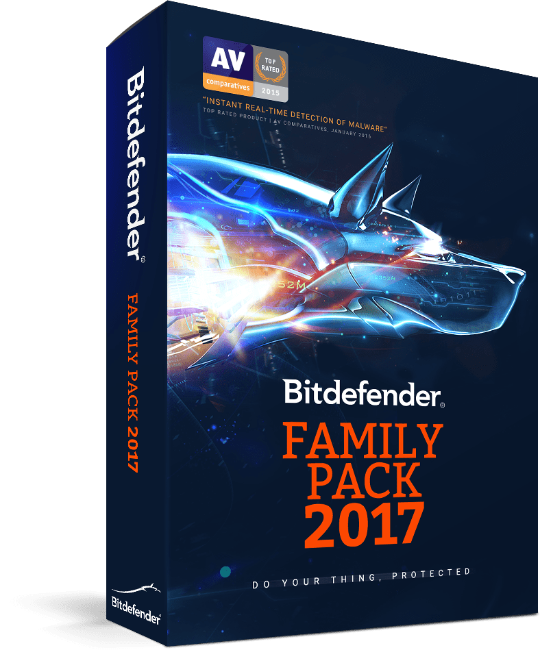 Bitdefender Family Pack 2017