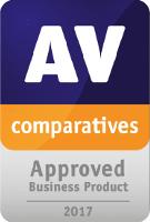 AV Tests utmärkelse för bästa skydd 2017