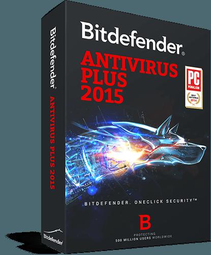 Bitdefender Antivirus Plus 2015