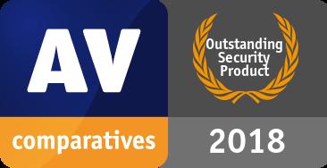 Vinnare av AV-Comparatives årliga utmärkelse för enastående resultat