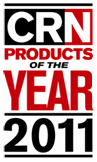 CRN security product of the year 2011 Award