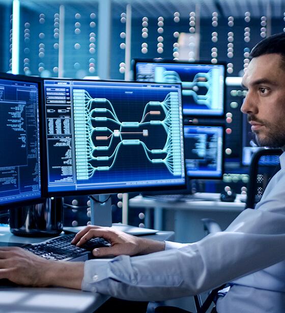 CISO-hantering av flera säkerhetsskikt