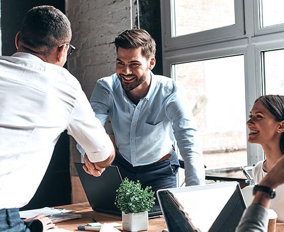 Utnyttja vårt flexibla företagserbjudande