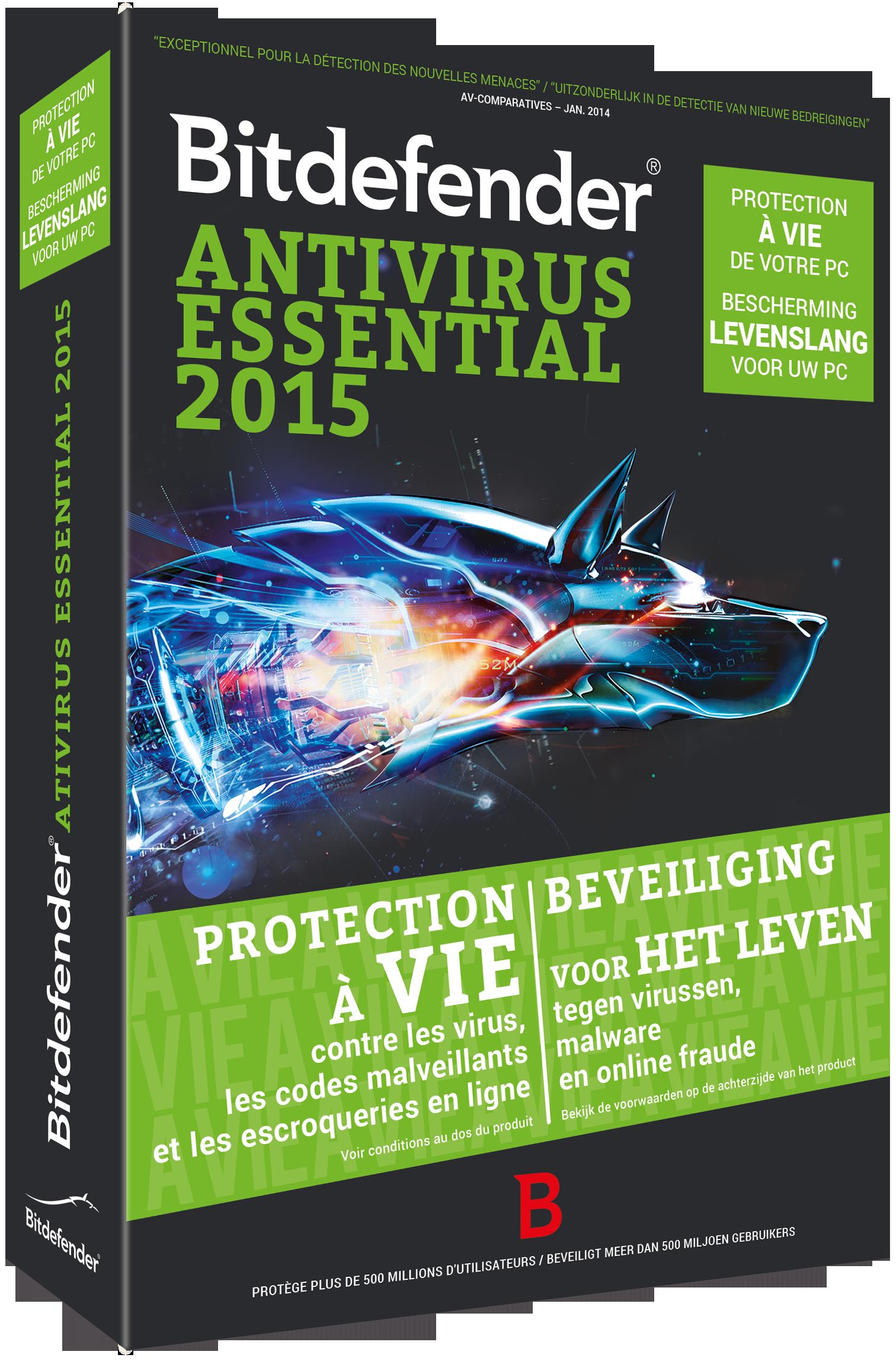 Bitdefender Antivirus Essential