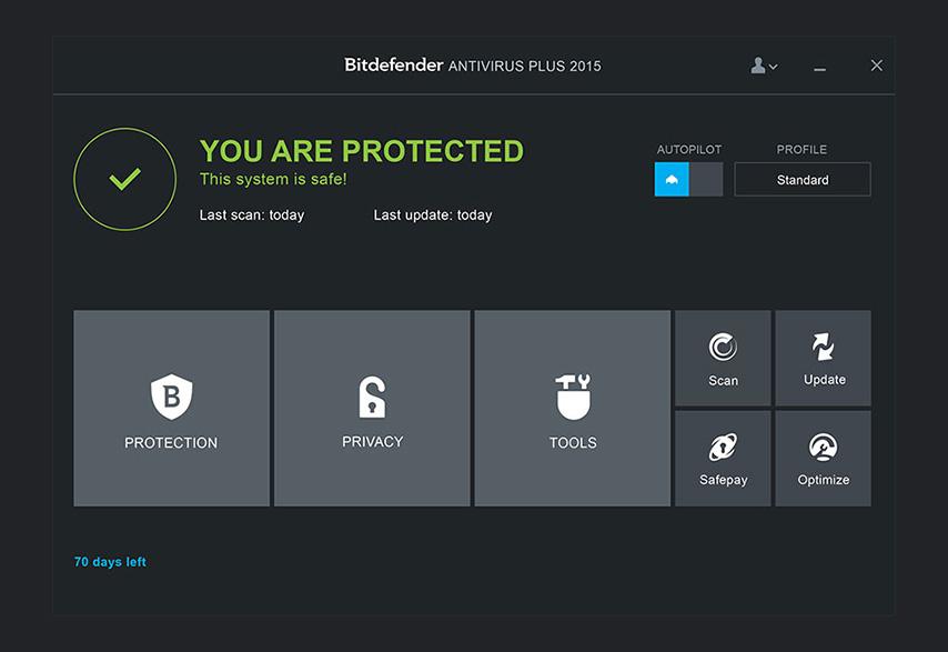 Bitdefender Antivirus Plus 2015 Full Offline Installer