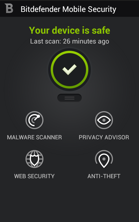 Antivirus Security For Android Bitdefender Mobile Security