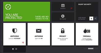 Windows 8 Antivirus - Bitdefender Windows 8 Security