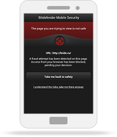 موبایل آنتی ویروس بیت دیفندر
