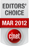 Bitdefender Total Security 2012 - CNET - Editor's Choice
