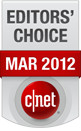 CNET Editor's Choice