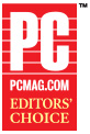 PCMAG Editors choice