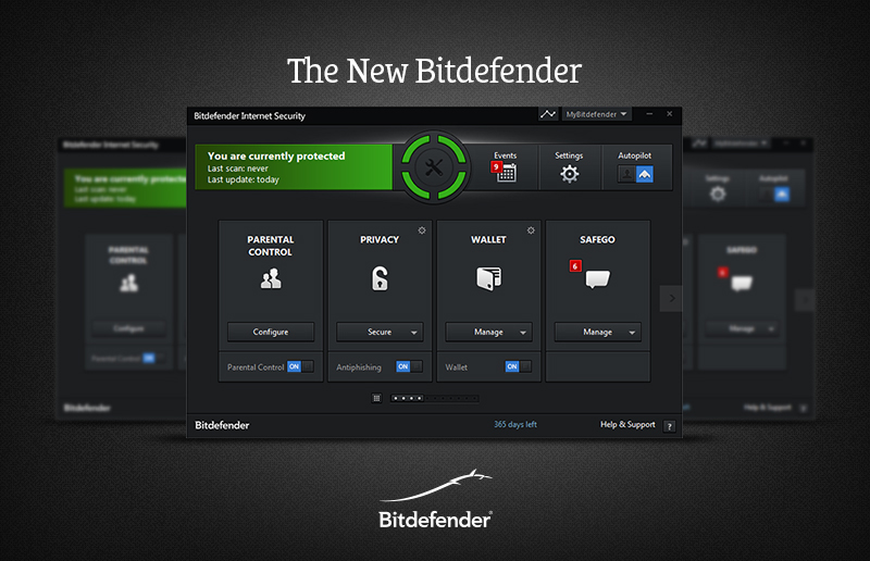 Click to view Bitdefender Internet Security 2013 screenshots