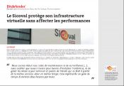 Le Sicoval protège son infrastructure virtuelle sans affecter les performances