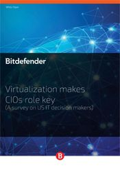 Virtualization makes CIOs role key
