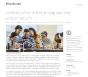California school district gets top marks for endpoint security