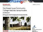 Northeast Iowa Community College teaches ransomware a lesson