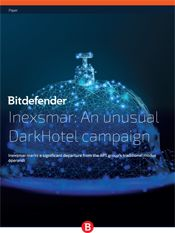 Inexsmar: An unusual DarkHotel campaign
