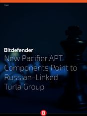 New Pacifier APT Components Point to Russian-Linked Turla Group