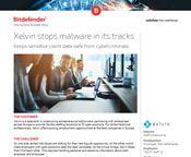 Xelvin stops malware in its tracks