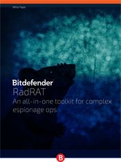 RadRAT: An all-in-one toolkit for complex espionage ops