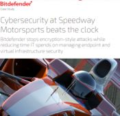 Cybersecurity at Speedway Motorsports beats the clock