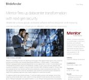 Mentor fires up datacenter transformation with next-gen security