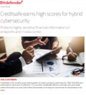 Creditsafe earns high scores for hybrid cybersecurity