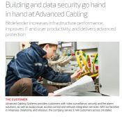 Building and data security go hand in hand at Advanced Cabling